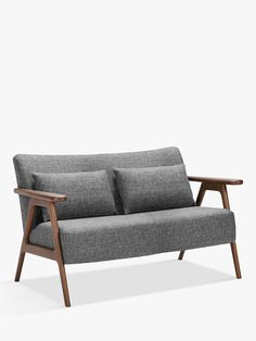 f758aa5cbf72 BuyJohn Lewis & Partners Hendricks Loveseat Online at johnlewis.com  Sofa Bed, Couch