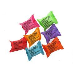 Un parfum différent pour chaque jour de la semaine ! 7 Magiques Cubes effervescents de Bain pour 4,50 € A ce prix, ne tardez plus, craquez pour ces petits cubes magiques et bienfaisants !  #fizzers 4.50€