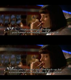 Pulp Fiction quote
