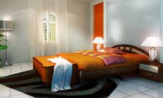 Color scheme decorating ideas for small bedrooms http://www.jambic.com/simple-stylish-decorating-ideas-small-bedrooms/