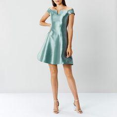 ARMELLE GREEN DRESS