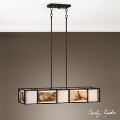 For the dining room-chandelier