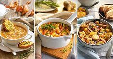 Platos de cuchara: 10 recetas perfectas para el invierno Chana Masala, Ethnic Recipes, Food, Lamb Stew, Beef, Snap Peas, Cod, Dishes, Cook