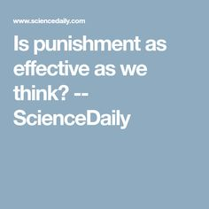 Punishment might not be an effective means to get members of society to cooperate for the common good, according to a social dilemma experiment. Positive Discipline, Infancy, Experiment, This Is Us, Childhood, Positivity, How To Get, Children, Young Children