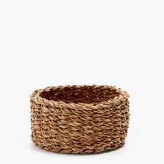 Image 1 of the product ROUND BRAIDED BASKET