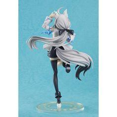 Shirakami Fubuki Channel 1 7 Scale Pre Painted Figure Shirakami Fubuki Art Toy Art Figures