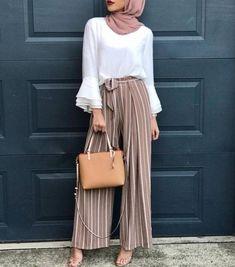 Hijab Casual, Modest Fashion Hijab, Modern Hijab Fashion, Street Hijab Fashion, Islamic Fashion, Hijab Chic, Muslim Fashion, Hijab Fashion Summer, Hijab Style Dress