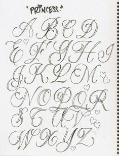 Lettrage # Lettrage DIY Tattoo - DIY Best Tattoo Ideas - Lettrage # Lettrage tatouage bricolage The Effective Pictures We Offer You About d - Lettering Guide, Tattoo Lettering Fonts, Hand Lettering Alphabet, Creative Lettering, Graffiti Lettering, Script Fonts, Tattoo Fonts Alphabet, Fun Fonts, Lettering Tutorial