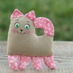 handmade toy cat
