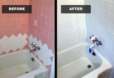 Reglazing A Bathtub With Images Refinish Bathtub