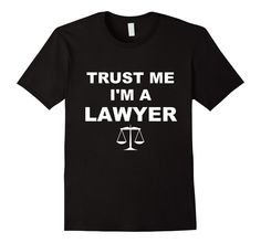 Kids Trust Me I'm A Lawyer Shirt | Gift Idea for Lawyer #lawyer #lawstudent…