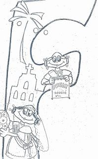 DIRIGIENDO MANITAS: fallas Valencia, Projects, Fictional Characters, Festivals, Store, Disney, Alphabet, School, Toddler Girls
