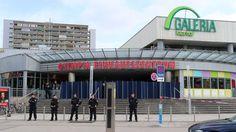 Tatorte in München komplett abgesperrt: Schütze war von Amokläufen fasziniert