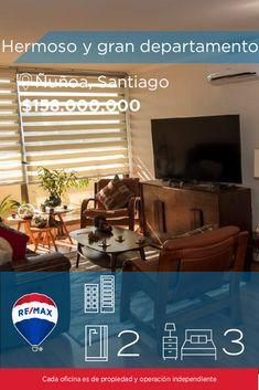 [#Departamento en #Venta] - OPORTUNIDAD!! Hermoso y gran departamento en Ñuñoa : 3 : 2   http://www.remax.cl/1028048015-5 #propiedades #inmuebles #bienesraices #inmobiliaria #agenteinmobiliario #exclusividad #asesores #construcción #vivienda #realestate #invertir #REMAX #Broker #inversionistas #arquitectos #venta #arriendo #casa #departamento #oficina #chile