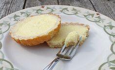 Limoncello Cream Cheese Mini Tarts