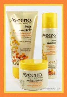 Aveeno Fresh Essentials Review