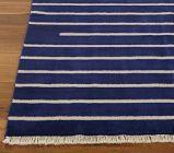 PBK striped rug for boys room