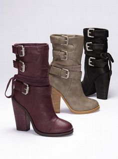 Colin Stuart® NEW! Side-buckle Boot #VictoriasSecret http://www.victoriassecret.com/shoes/all-boots/side-buckle-boot-colin-stuart?ProductID=70807=OLS?cm_mmc=pinterest-_-product-_-x-_-x