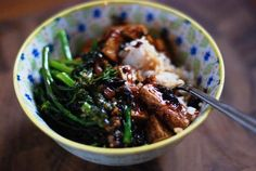 Hoisin-Lacquered Tofu with Broccoli, a recipe on Food52