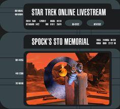 STO Memorial Livestream | Star Trek Online