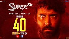 """Presenting the official trailer of """"Super is based on the remarkable true life story of India's genius mathematician Anand Kumar who was born into a very poor family in the Indian state of Bihar. Anand i New Hindi Songs, Hindi Movies, Movies 2019, New Movies, Amazon Prime Movies, Movie Info, Movies To Watch Online, Bollywood Songs, Movie Releases"""