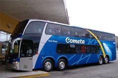 kaunis Brasilian bussit