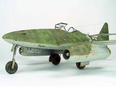 1/48 Me 262 A-1a by Jamie Degenhardt