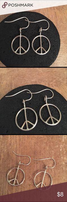 Earrings Sterling silver solid 925🌺 Earrings Sterling silver solid 925🌺 Jewelry Earrings