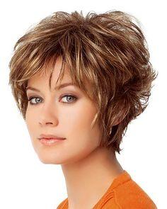 Gala by Eva Gabor Wigs - Wigs Short Shag Hairstyles, Short Hair Wigs, Short Hairstyles For Women, Wig Hairstyles, Short Haircuts, Haircut Long, Layered Hairstyles, Stylish Hairstyles, Amazing Hairstyles