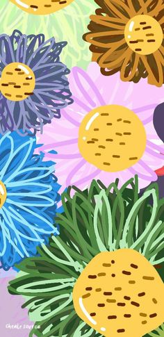 Cute Patterns Wallpaper, Pastel Wallpaper, I Wallpaper, Aesthetic Iphone Wallpaper, Galaxy Wallpaper, Flower Wallpaper, Lock Screen Wallpaper, Aesthetic Wallpapers, Wallpaper Lockscreen