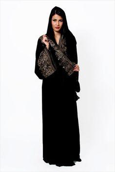 Stylish Abaya Dress.
