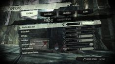 A look at Dishonored's many UI options