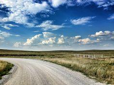 Oklahoma sky, courtesy of Pioneer Woman.