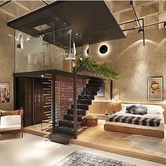 Fantastic interior design Double tap if you think this is awesome Follow @mil... #luxury #luxurylifestyle #richlifestyle. #rich #wealth #prosperity #cash to achieve #passion #dreams #goals. #Get your #6figures #income #secret http://wealthyguru.com