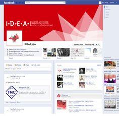 I.D.E.A. — Profil Facebook