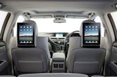 iPad head rests ipadcarholder.com