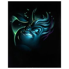 Limited Edition Vault 28 Villains Ursula Giclée by Noah.....I will collect you all