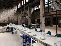 Cool restaurant at Carlo e Camilla in Segheria | Milan, Italy