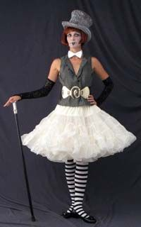 steampunk costume...if the theme is ever circus!!!