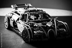 Lego Technic Bugatti Veyron 16.4