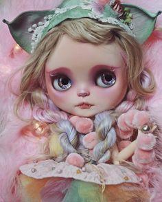 Blythe Doll. #customblythe • Instagram photos and videos