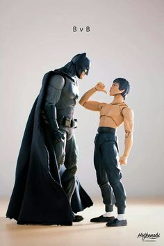 Who's the better Bruce?
