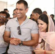 Ms Dhoni Biography, Ms Dhoni Photos, Dhoni Wallpapers, Mahi Mahi, Best Player, Couple Goals, Cricket, Couple Photos, Couples