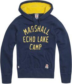 Marshall Echo Lake, Franklin Marshall, Sweaters, Fashion, Hooded Sweatshirts, Cowls, Needlepoint, Men, Slip On