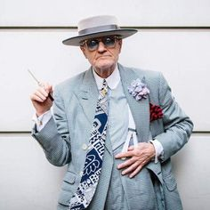The Rake's latest pocket guide introduces artist George Skeggs - man about town, Soho's best dressed gent and undisputed style icon… #GeorgeSkeggs #PocketGuide #Soho #London #Tailoring #Suits #MarkPowell #Menswear #MensStyle #Icon #Gentleman #Rakish