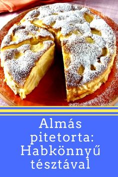 Hungarian Desserts, Hungarian Recipes, Cookie Desserts, Cookie Recipes, Dessert Recipes, Delicious Desserts, Yummy Food, Sweet Cakes, How Sweet Eats
