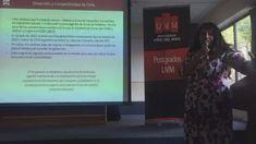 Charla - Sostenibilidad y competitividad en un entorno global — Viña del Mar, Chile