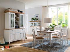 Białe meble drewniane - zdjęcie od Seart.pl