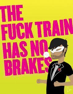No Brakes!!