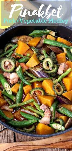 13 Best Pinakbet Recipe Ideas Pinakbet Recipe Pinakbet Filipino Recipes